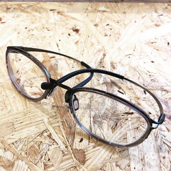 Customer's glasses