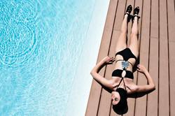 Revista Mujer Lujo - Moda bikinis