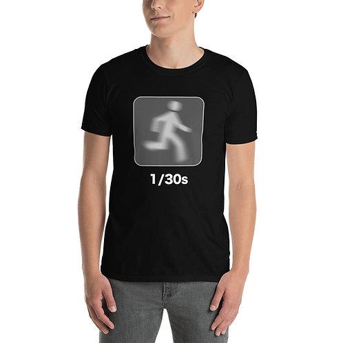 Camiseta shutter 1/30s