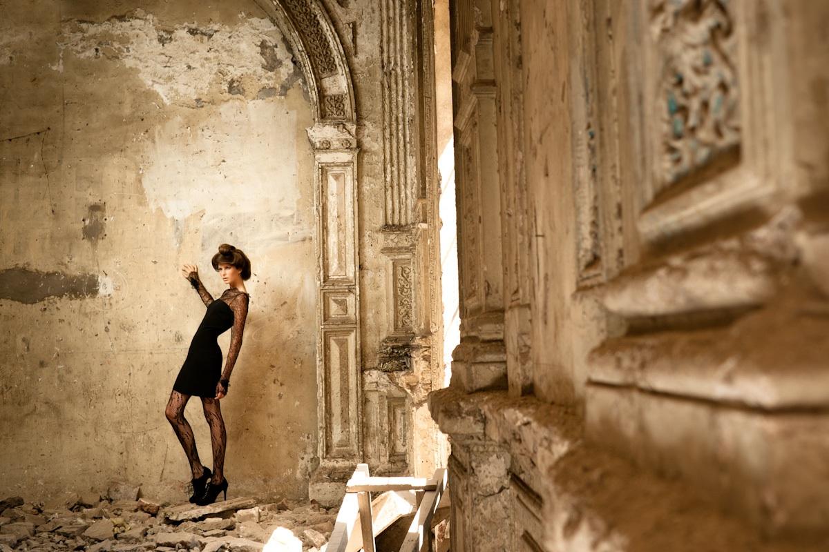 Vanidades - Moda ruinas