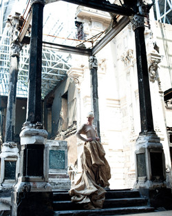 Revista Mujer - Moda Barroco