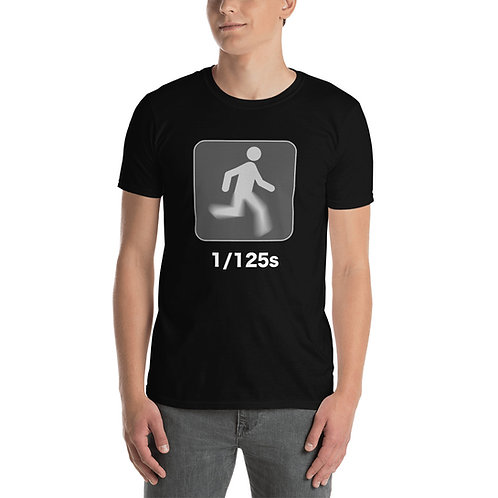 Camiseta Shutter 1/125s