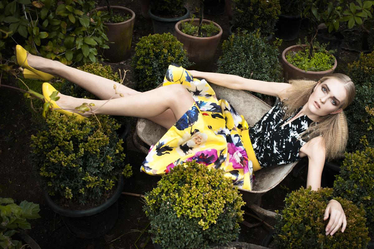 Revista Report - Moda Flores