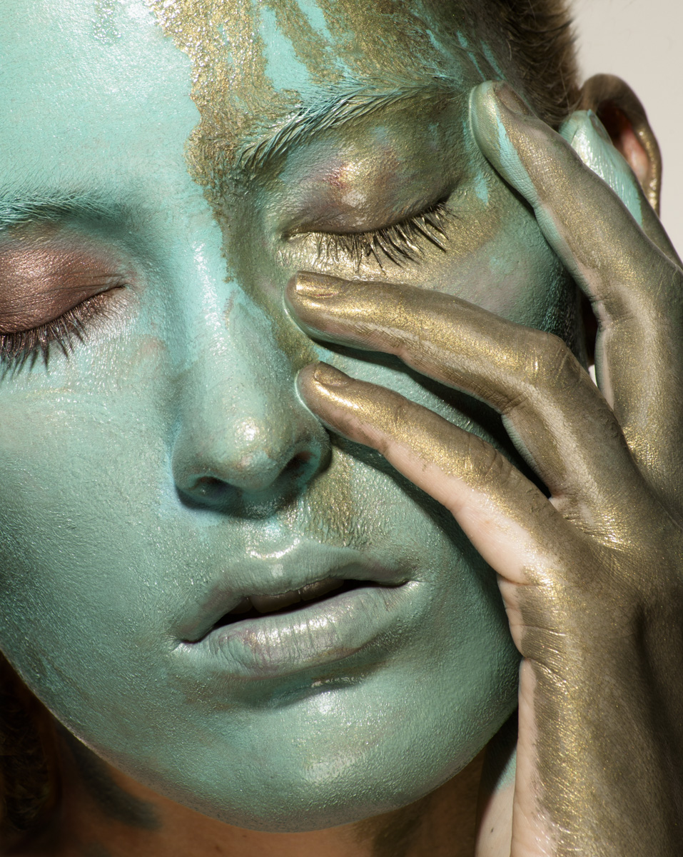 Revista Mujer - Portada Maquillaje