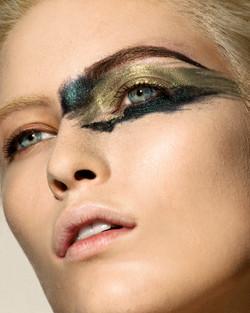 Beauty Metalizado - Revista Mujer
