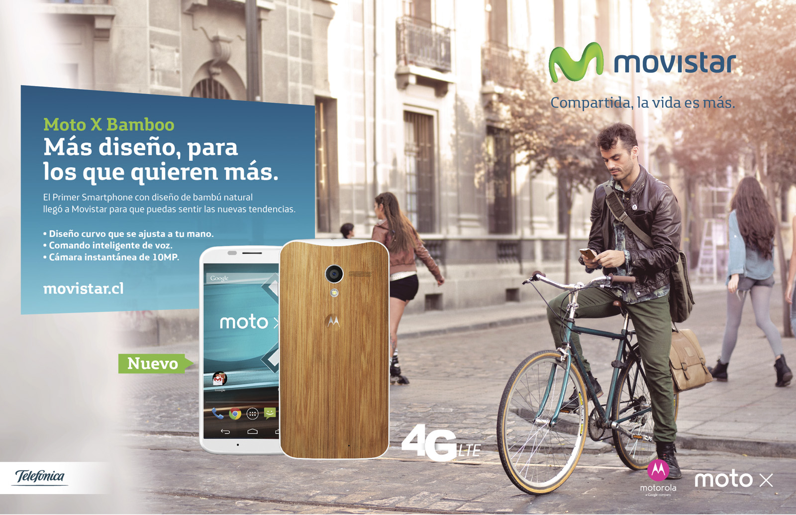 MOVISTAR - Motorola Razor