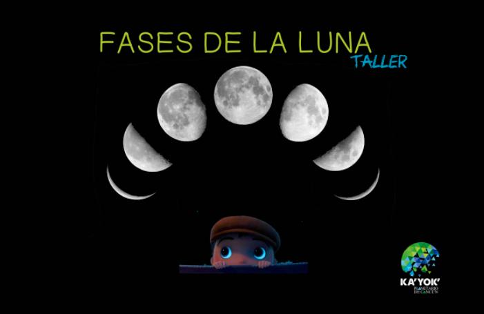TALLER FASES DE LA LUNA