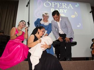 "Orquesta Ópera Passione presenta ""Ópera Baby"" en Ka'Yok"