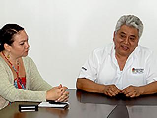 Karla Peregrina, designada nueva directora del Planetario de Cancún