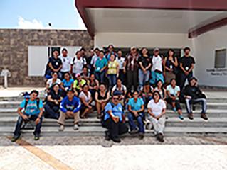 Ka'Yok', sede de estudio sobre conservación de tortugas marinas y hábitats críticos.