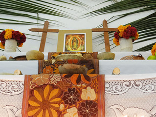 Ka'Yok' invita a vivir tradición del día de muertos con exposición de calaveras