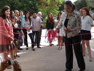 La directora del Planetario inauguró en Ka'Yok' el Festival de Cine Consciente
