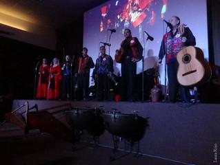 Ka'yok', cierra el mes patrio con dos conciertos, exaltando la música mexicana.