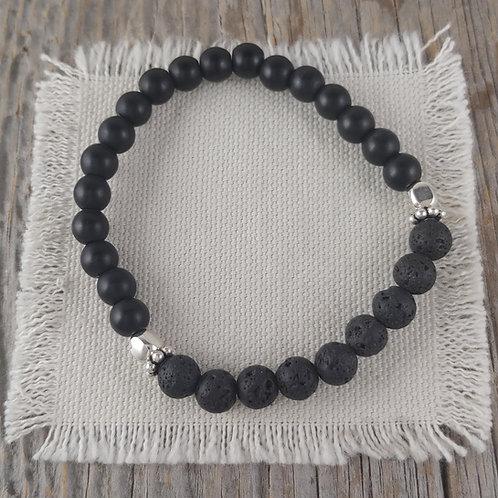 'diffuser' stretchy bracelet
