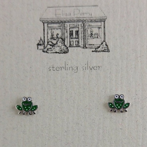 green 'frogs'