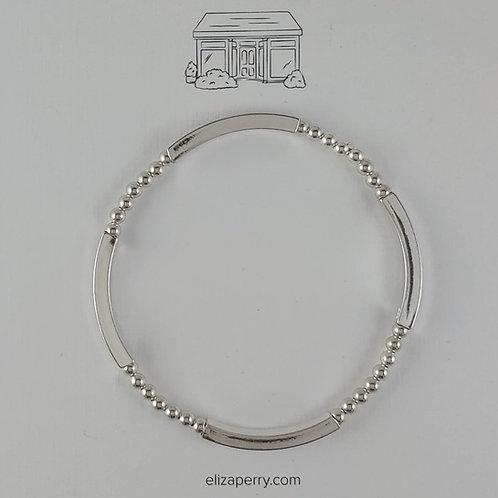 square 'tubes' stretchy bracelet