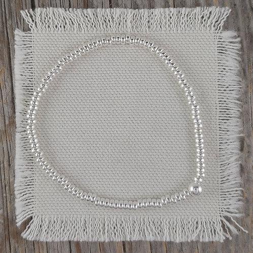 'rondelle' stretchy bracelet