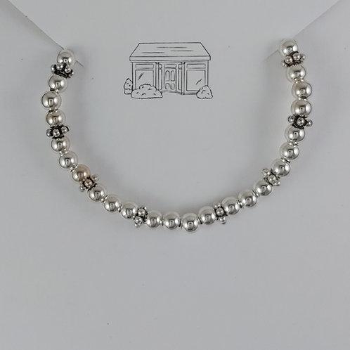 single daisy stretchy bracelet