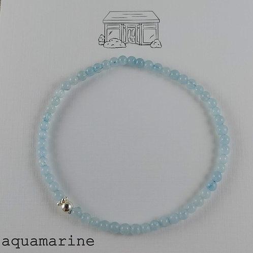 4mm stretchy bracelet collection #1