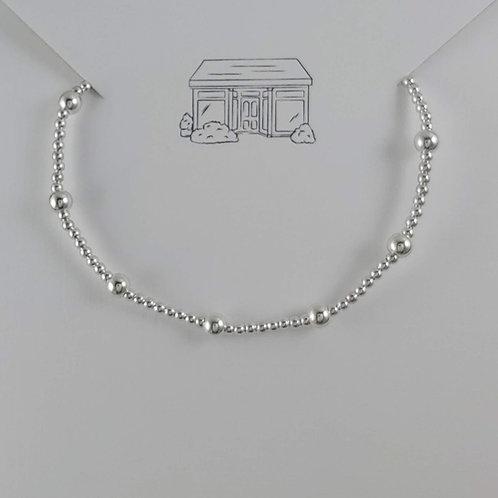 beaded station stretchy bracelet