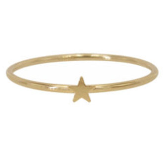 gold-filled star ring