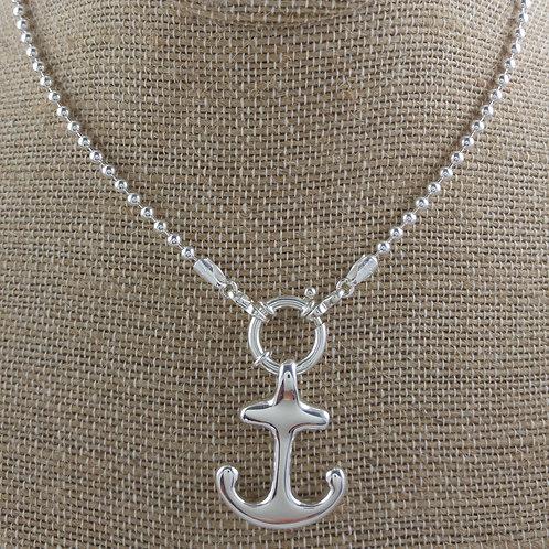 ahoy 'matey' necklace