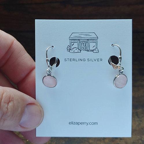 gem 'dangle' earrings