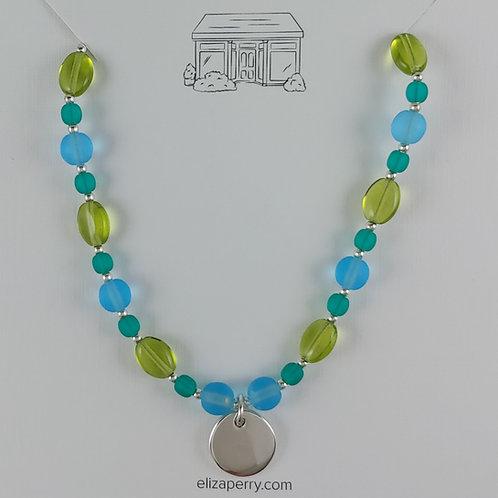 children's beaded necklace #3