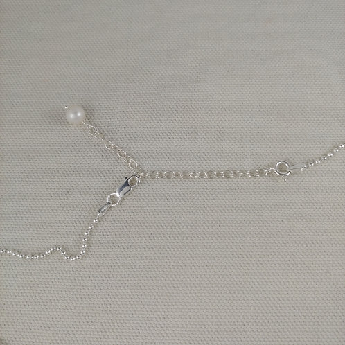 sterling silver chain extender