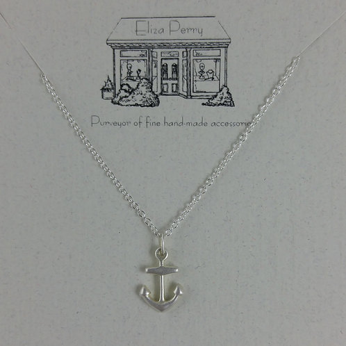 'anchor' necklace