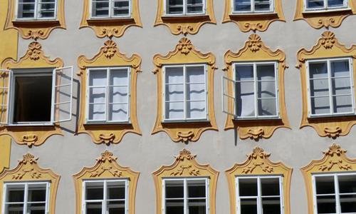 Architectural Photography - Salzburg, Austria