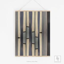 Bamboo Forest Wall Art