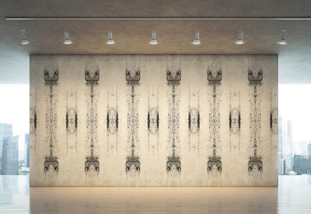 Surface Pattern Design / Textile Design / Wall Mural Design / Architectural Installation