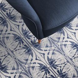 Audrina in Pale Indigo Carpet
