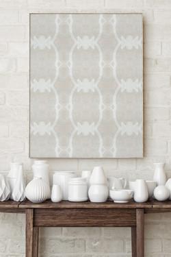 Surface Pattern Textile Design / Fine Art Print / Wall Decor