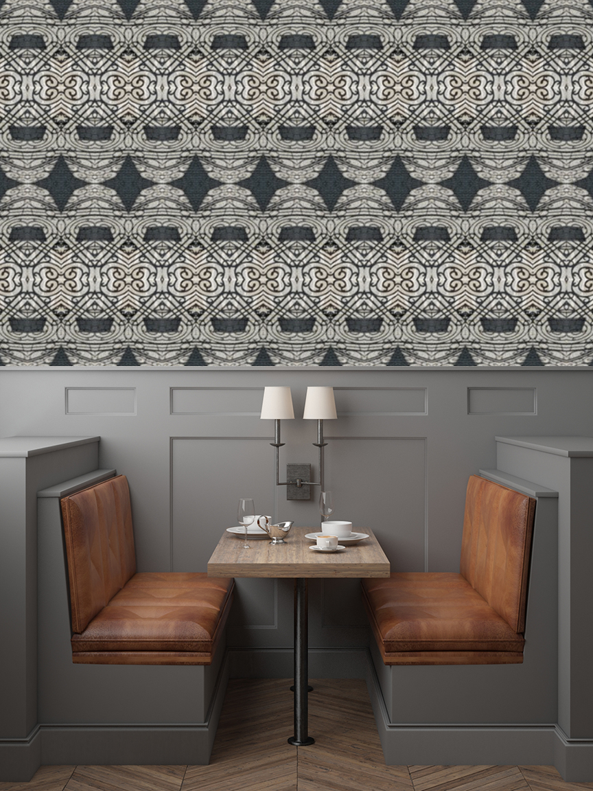 Surface Pattern Design / Wallpaper Design / Textile Design