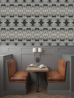 Surface Pattern Design / Wallpaper Design / Textile Design