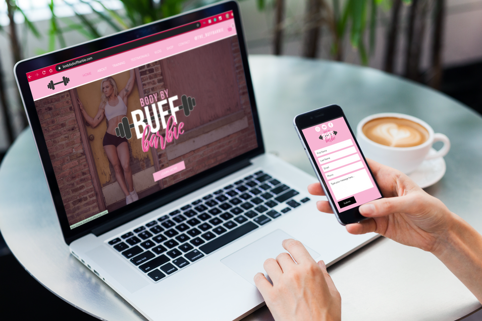 Body by Buff Barbie Website
