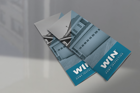 WIN Home Inspection Brochure