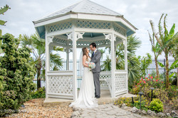 Wedding at West Martello Key West