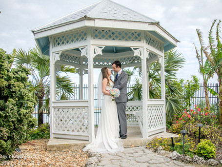 Tropical  Fairy Tale  at Martello Tower. Key West