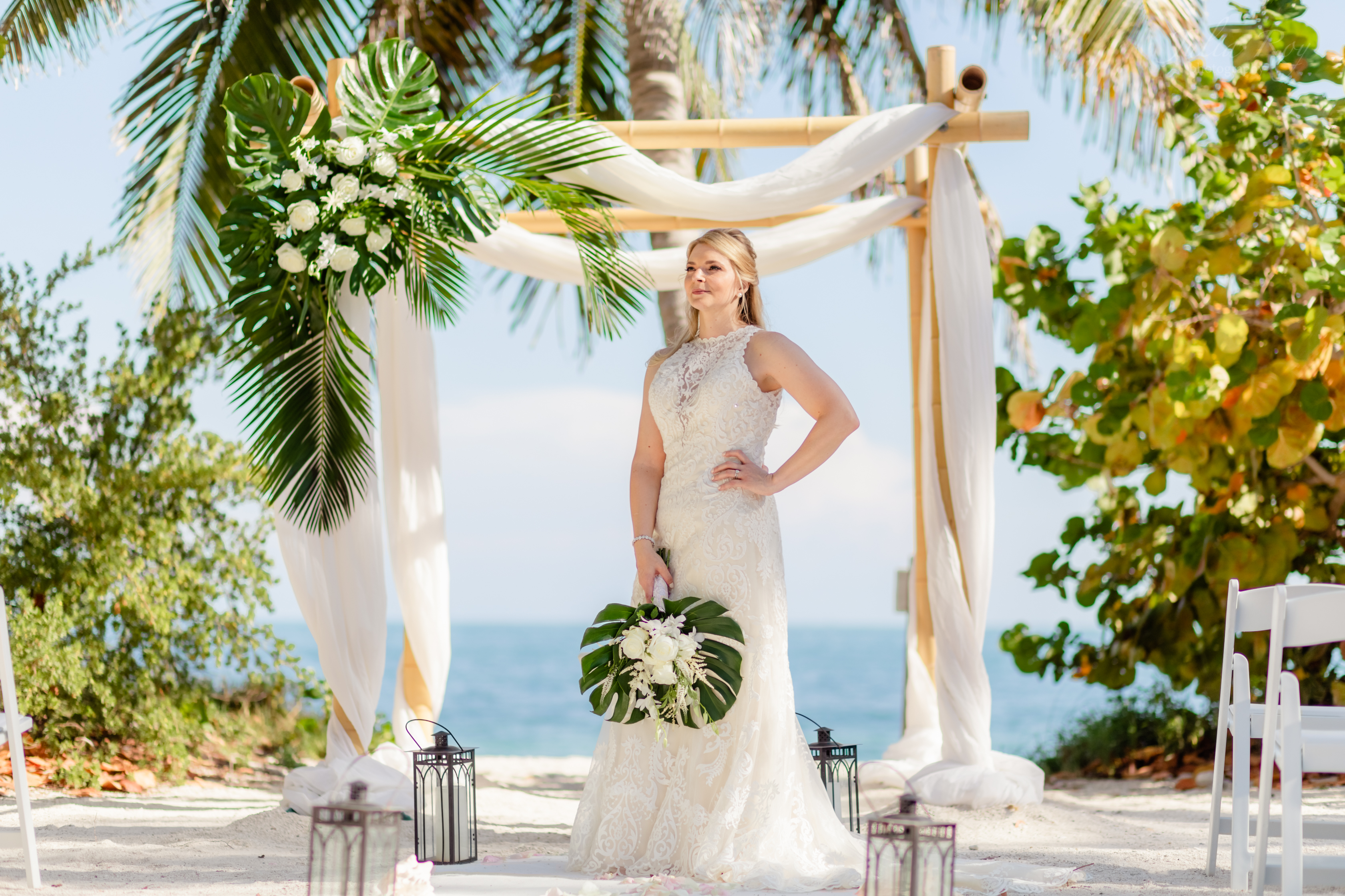 Ke West  wedding  fort zachary