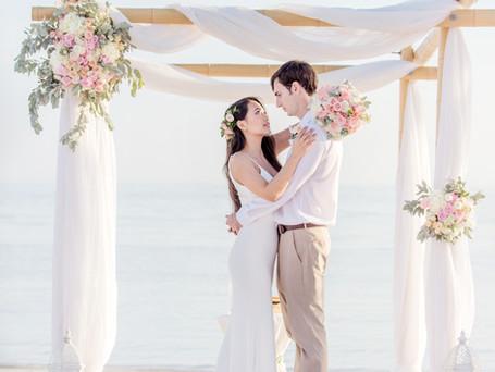 Summer weddings in Key West