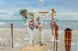 Key West wedding T-1-8