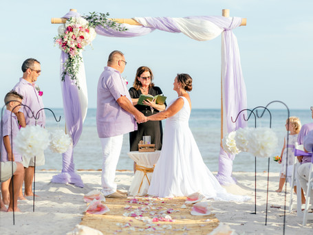 Key West Beach Wedding - summer 2021