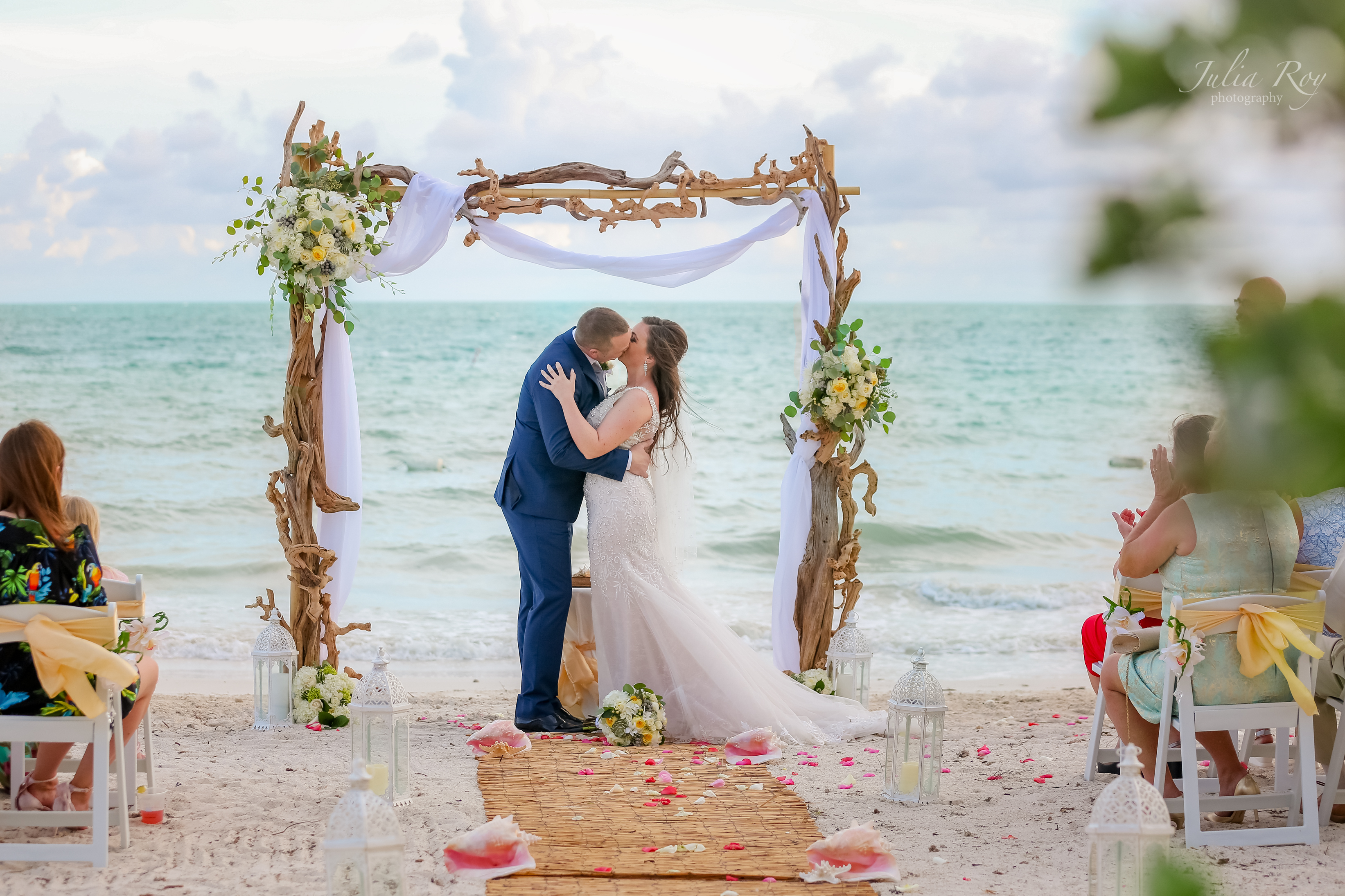 Key West Pink Wedding On The Beach Pt 6 Reach