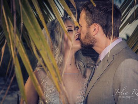 """Key West """"Mermaid"""" wedding"""