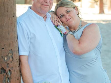 First wedding After hurricane Irma - Key West