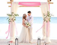 Key West beach ceremony