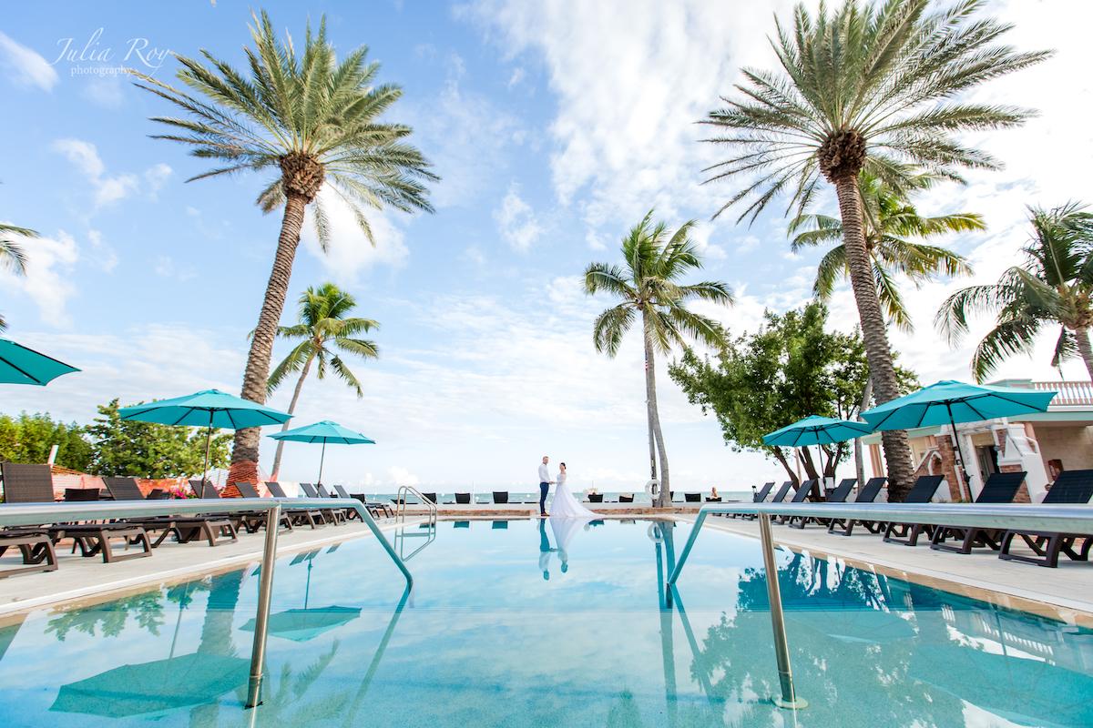 Key West vow renewal 15